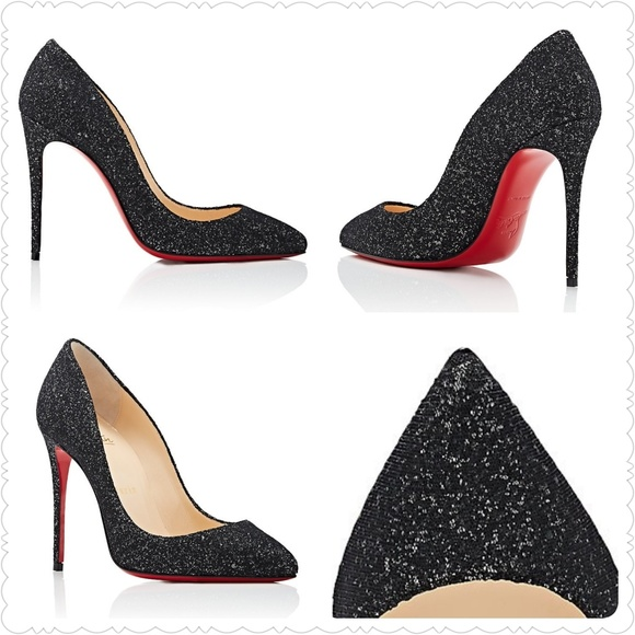 04f63c045818 🆑NEW🆑Christia Louboutin Glitter Pumps